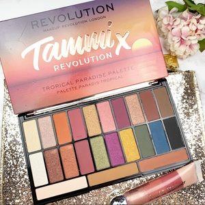 Revolution Beauty TammiX Tropical Paradise Bundle!